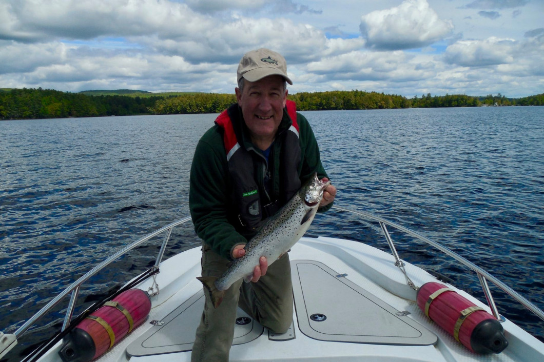 What Will You Catch in the Belgrade Lakes?